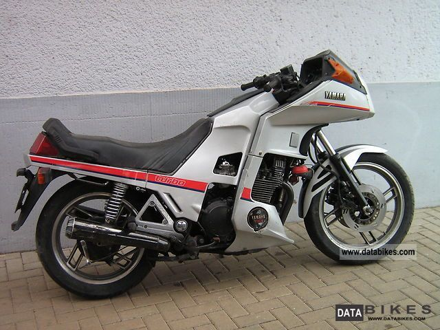 1989 Yamaha  XJ 650 Turbo Motorcycle Motorcycle photo
