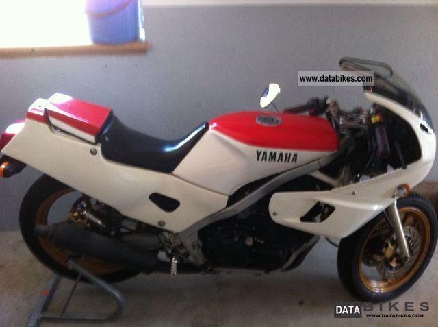 1988 Yamaha  FZ 600 Motorcycle Motorcycle photo