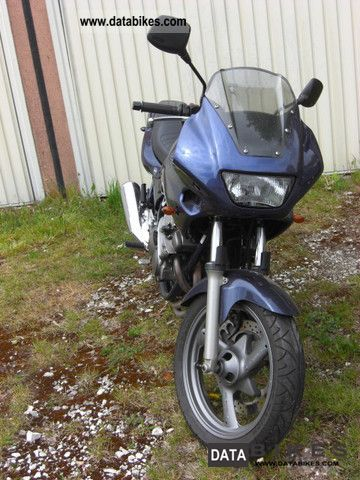 1997 Yamaha  XJ 600 Diversion Motorcycle Motorcycle photo