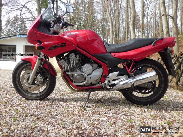 2001 Yamaha  600 Diversion Motorcycle Motorcycle photo