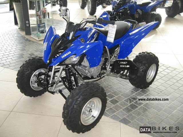 2011 Yamaha  250 R Motorcycle Quad photo