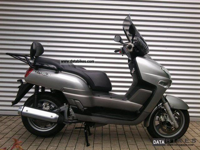 2003 Yamaha  Versity 300, VP300 Motorcycle Scooter photo