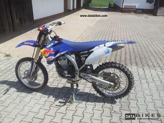 2008 Yamaha  YZ250F Motorcycle Rally/Cross photo