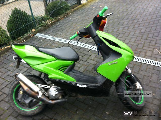 2012 Yamaha  Aerox Motorcycle Motor-assisted Bicycle/Small Moped photo