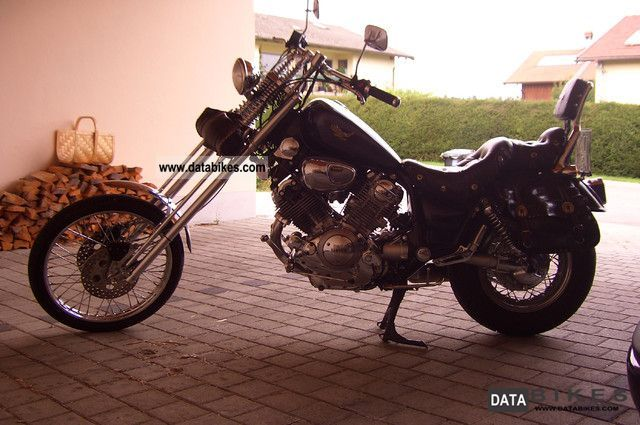 Yamaha  XV 1100 Virago 1991 Chopper/Cruiser photo