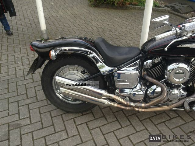 2000 Yamaha  xvs 650 Motorcycle Chopper/Cruiser photo