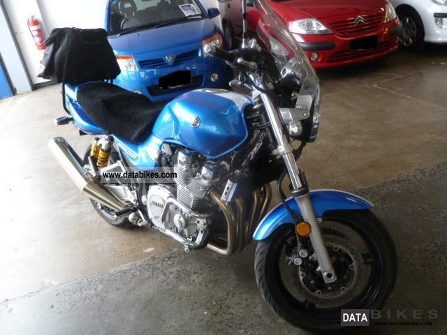2008 Yamaha  XJR 1300 Motorcycle Sport Touring Motorcycles photo