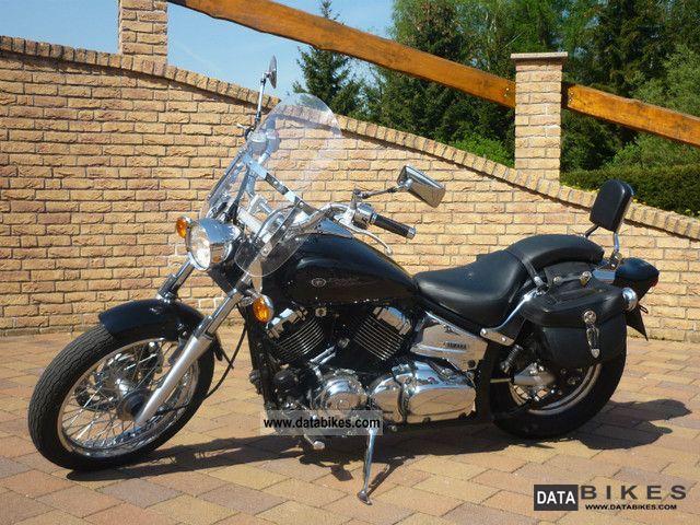 2003 Yamaha  XVS 650 Drag Star Motorcycle Chopper/Cruiser photo