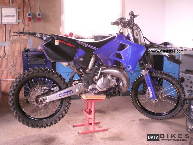 2001 Yamaha  YZ125 Motorcycle Rally/Cross photo