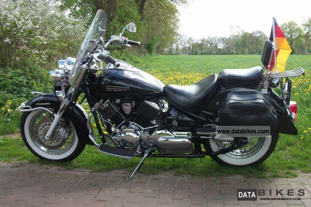 2001 Yamaha  Drag Star Classic 1100 Motorcycle Chopper/Cruiser photo