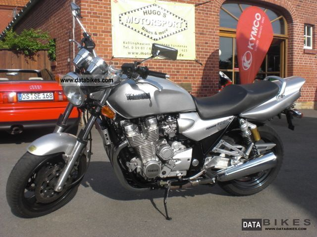 Yamaha  XJR 1300 2001 Motorcycle photo