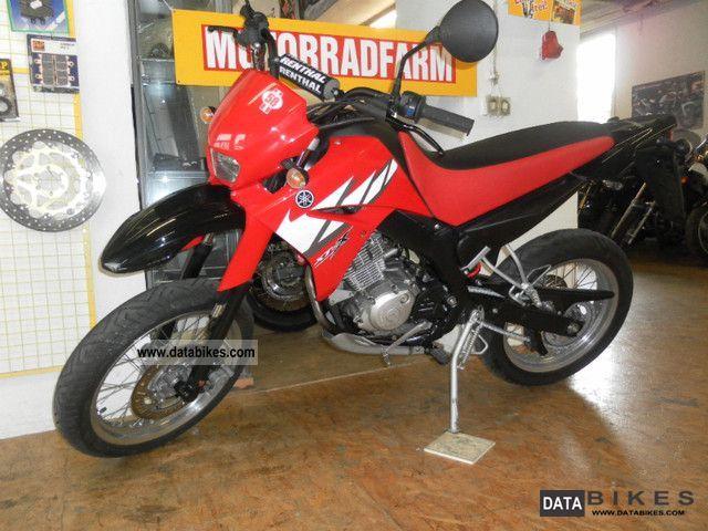 2008 Yamaha  XTX 125 4Tackter from 2008 ... Motorcycle Super Moto photo