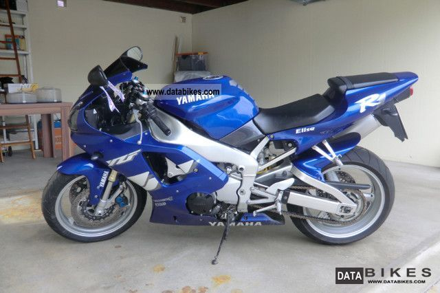 Yamaha  YZF 1000 R1 2000 Sports/Super Sports Bike photo