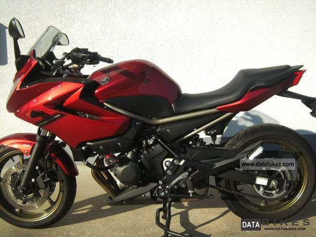 2010 yamaha xj 6 diversion abs m warranty for Yamaha motorcycle warranty