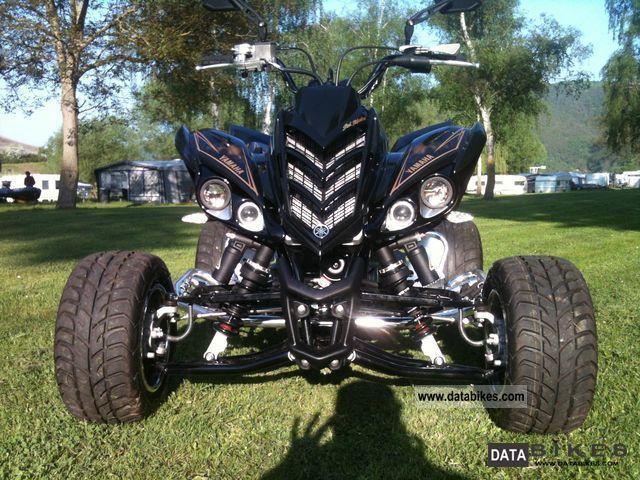 2012 Yamaha  YFM 700 Raptor SE 2012 Motorcycle Quad photo