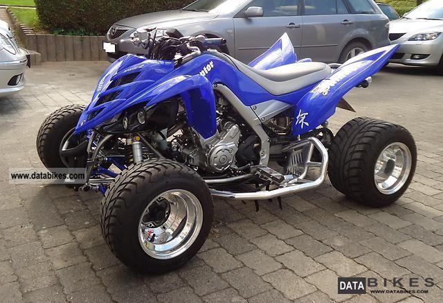 2008 Yamaha Raptor 700