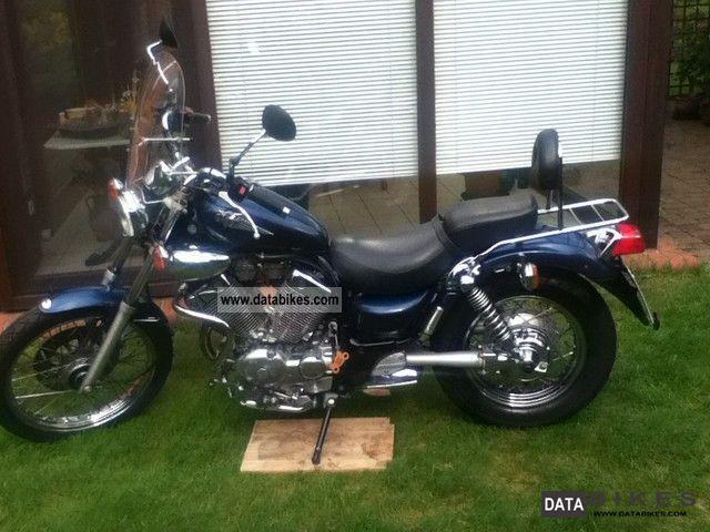 1995 Yamaha  XV 535 Motorcycle Chopper/Cruiser photo