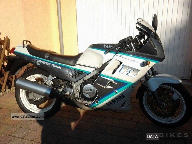 1994 Yamaha  FZ750 Motorcycle Motorcycle photo