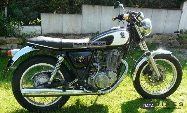 1987 Yamaha  SR500 48T Motorcycle Motorcycle photo