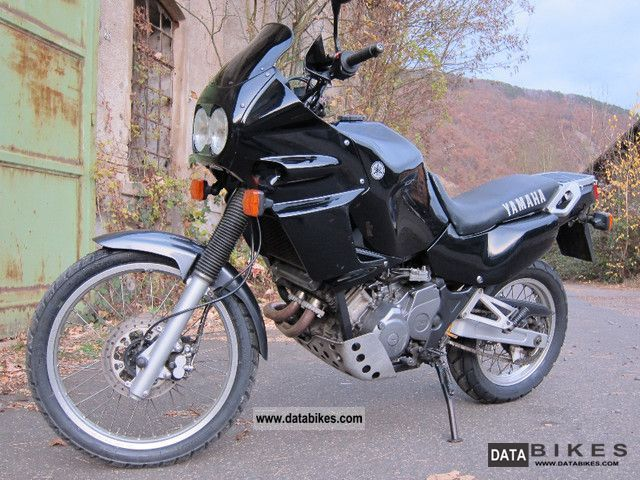 1993 Yamaha  XTZ 750 Super Tenere Motorcycle Enduro/Touring Enduro photo