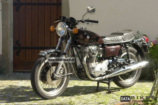 Yamaha  XS 650 1975 Vintage, Classic and Old Bikes photo