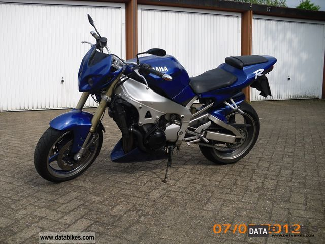 1997 Yamaha  YZF R1 RN01 Motorcycle Streetfighter photo