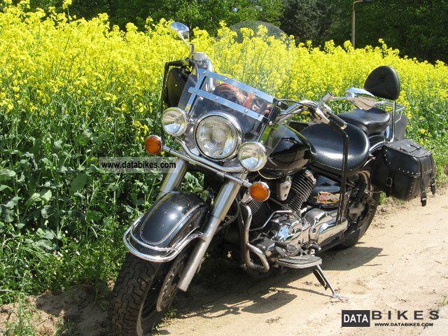 2003 Yamaha  Drag Star Classic Motorcycle Chopper/Cruiser photo
