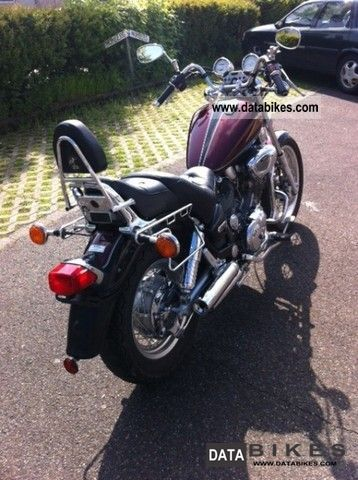 Yamaha  XV 1100 Virago 1996 Chopper/Cruiser photo