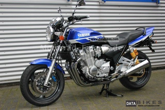2000 Yamaha  XJR 1300 XJR1300SP Motorcycle Motorcycle photo