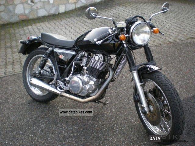 Yamaha  SR 500 Cafe Racer 1980 Naked Bike photo