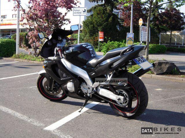 1998 Yamaha  YZF 600 R Thundercat Motorcycle Sports/Super Sports Bike photo