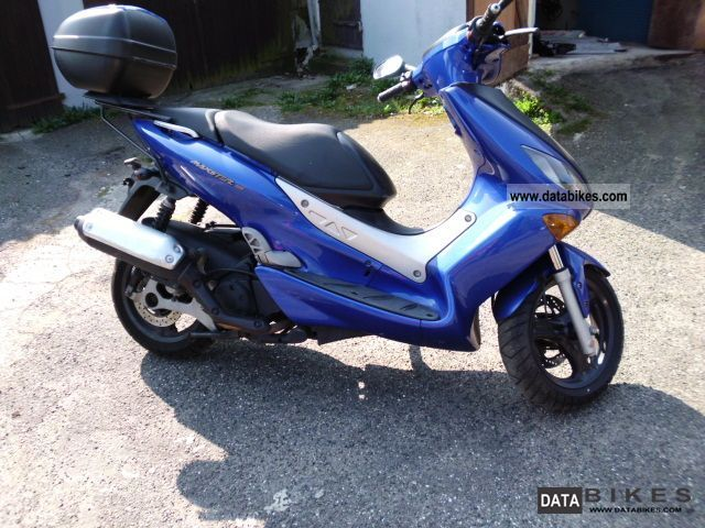 2003 Yamaha  125 Motorcycle Motor-assisted Bicycle/Small Moped photo