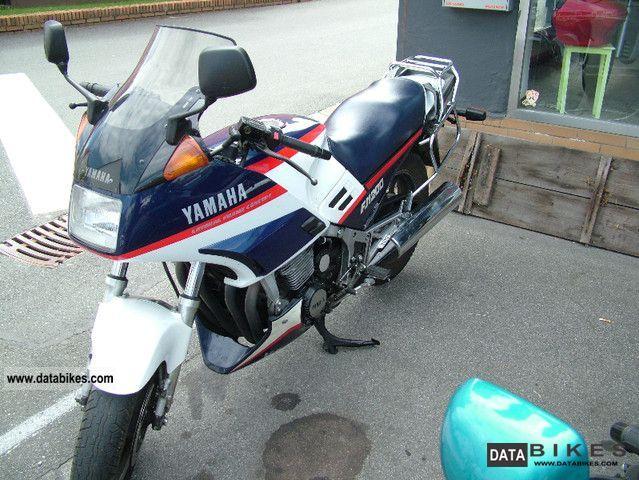1986 Yamaha 1200 1986 Yamaha fj 1200 Motorcycle