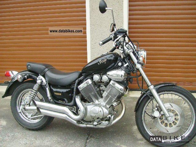 1994 Yamaha  xv 535 Motorcycle Chopper/Cruiser photo
