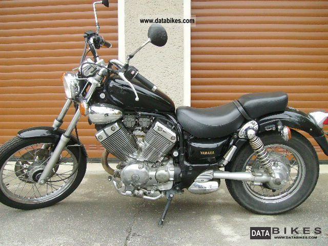 1994 Yamaha SR500 48T Royal Blue