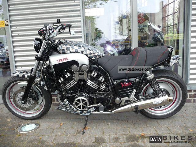 2001 Yamaha  Conversion V max, Very Nice! Motorcycle Naked Bike photo