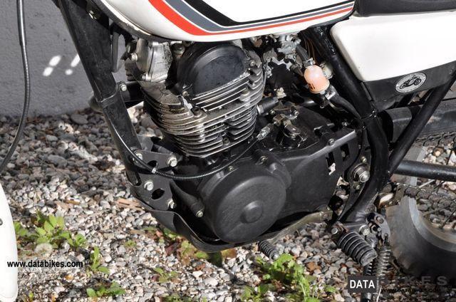 1981 Yamaha Xt 250