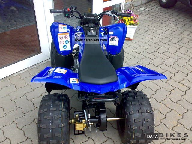 2011 yamaha yfm 90 kids quad from yamaha dealer. Black Bedroom Furniture Sets. Home Design Ideas