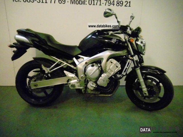 2007 yamaha fz 6n well tended naked bike with warranty for Yamaha motorcycle warranty