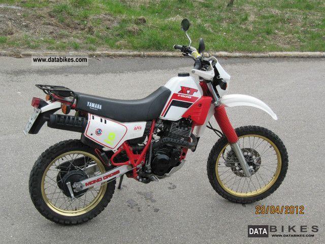 Yamaha  XT 600K 1986 Enduro/Touring Enduro photo