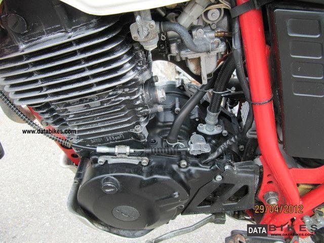 1986 Yamaha XT 600K