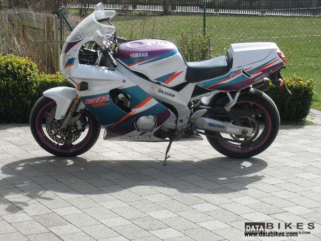 Yamaha  FZR 600R 1994 Sports/Super Sports Bike photo