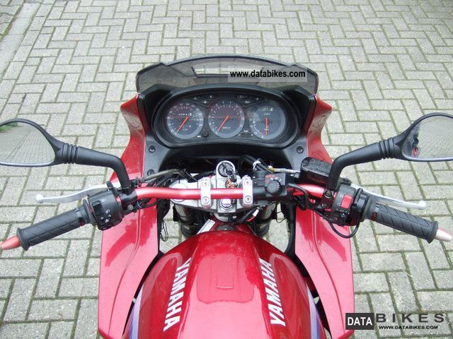 Yamaha Xj S Diversion Lgw on Yamaha Warrior 350 Plastics