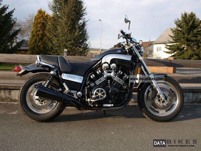 1999 Yamaha Vmax V MAX Max 2LT 1200 Motorcycle Chopper