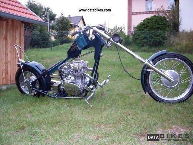 1995 Yamaha  xs 650 Motorcycle Chopper/Cruiser photo