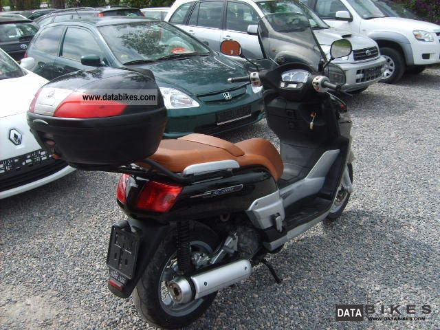 2004 Yamaha  * XC * ZADBANA GOTOWA sezonu DO * Motorcycle Scooter photo