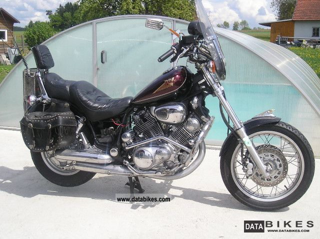 Yamaha  XV1100 / A Virago 1996 Chopper/Cruiser photo