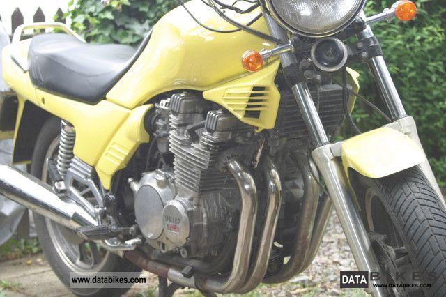 1986 Yamaha  XJ 900 Motorcycle Motorcycle photo