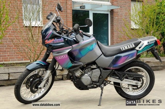1994 Yamaha  XTZ750 3LD Motorcycle Enduro/Touring Enduro photo
