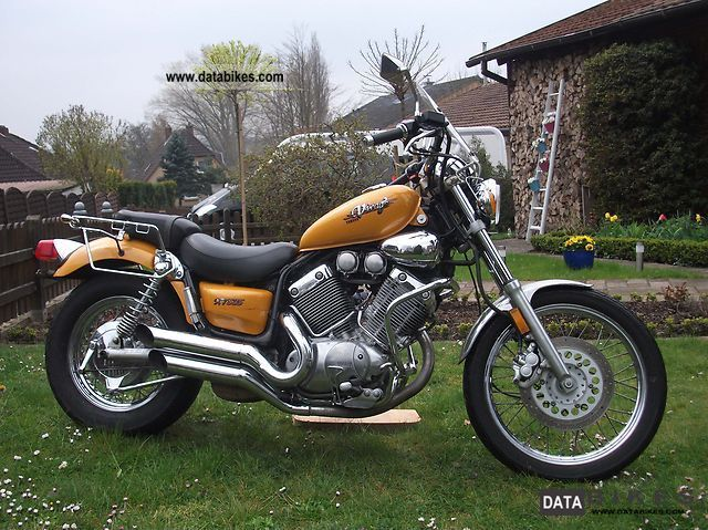 1996 Yamaha  Virago XV 531 Motorcycle Motorcycle photo